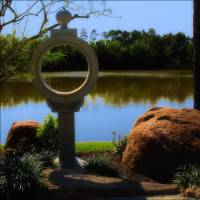 Garden Circle by Donnie Shackleford