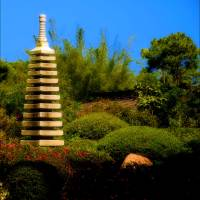 Garden Structure by Donnie Shackleford