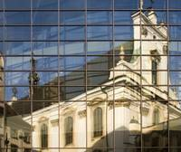 Wroclaw reflection