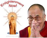 Enlightenment Now! - The Dalai Lama and The Buddha