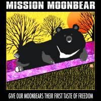 MISSION MOONBEAR..sweet Mityan by GRAFFITIMAGERY Sandra