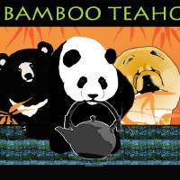 The Bamboo Teahouse by GRAFFITIMAGERY Sandra