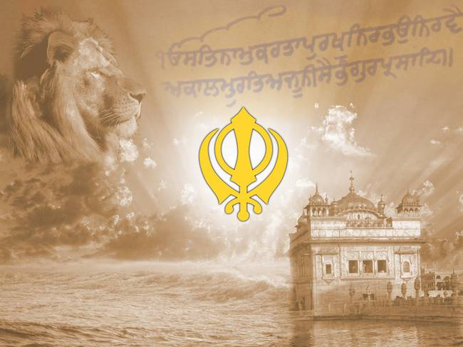Golden Temple Lion