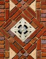 Hill Auditorium Detail - Pewabic Tile