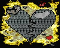 Black spotted heart 2 copy