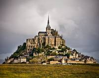 Le Mont St-Michel.. France
