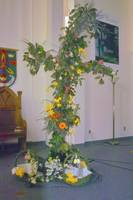 Easter Cross, Holy Trinity Vancouver by Priscilla Turner