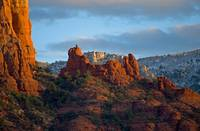 Snoopy Rock in Sedona AZ 2203