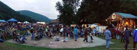 Hickory Fest 2005, Panorama 1