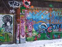 Graffiti Montreal 27