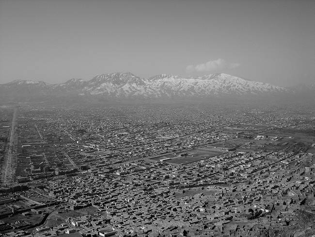 kabul city pictures. of modern-day Kabul City