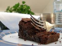 Fork & Brownie
