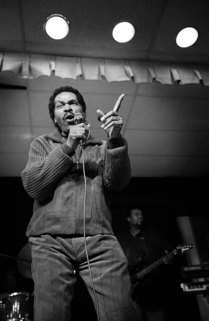Bobby Rush Sings the Blues 2.19.2009