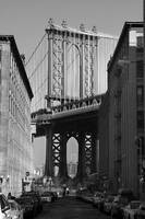 MANHATTAN BRIDGE (ESB FRAMED)