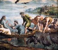Jesus and the Fisherman