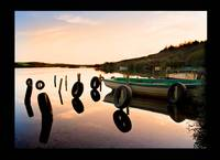 Carrigavantry Lake near Tramore Co. Waterford Irel