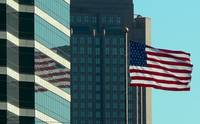 Old Glory Reflected