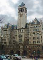 Old Post Office in Washington DC