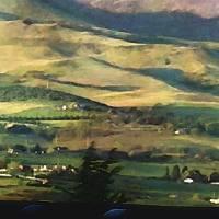 Just Hills... by Faye Cummings