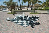Chess at the Beach