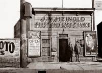 Heinolds Saloon, Oakland, California by WorldWide Archive