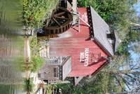 Harpers Mill on Tom Sawyer Island