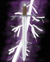 Lighting Sword