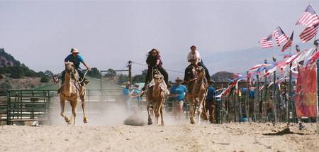 Virginia City Camel Races 2