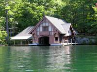 Lake George Boathouse