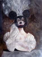 Minnie (After Irving Penn)