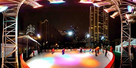 Embarcadero Center Ice Rink