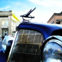 """""""old blue car"""" by studiobrian"""