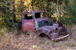 Old Truck - Purtis Creek by Allen Sheffield