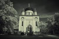 Russian Orthodox Church in Potsdam, Germany
