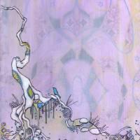Juniper Tree Art Prints & Posters by LynseySteinberg