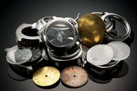 Panerai Luminor - cases, dials and crystals