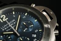 Panerai 327 Close up