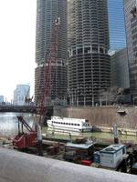 Work on the Chicago River - 1
