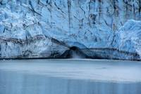River in a Glacier