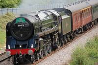 Oliver Cromwell: The Cathedrals Express