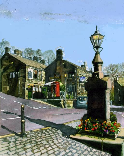 DOBCROSS VILLAGE.