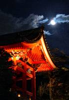 the shrine and the moon