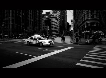 New York City Cops. by Vitaly Piltser