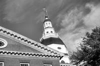 Capitol Dome in Annapolis, MD