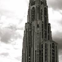 """Cathedral of Learning"" by Lapple"