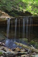 Maidenhair Falls #1 (IMG_7965) by Jeff VanDyke
