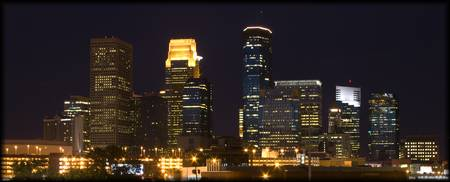 Minneapolis Skyline