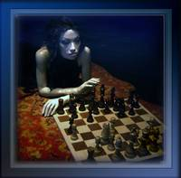 chess queen #2