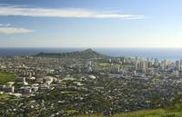 Diamond Head fromTantalus dr