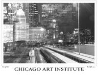 ChicagoTrains - Gallery Print